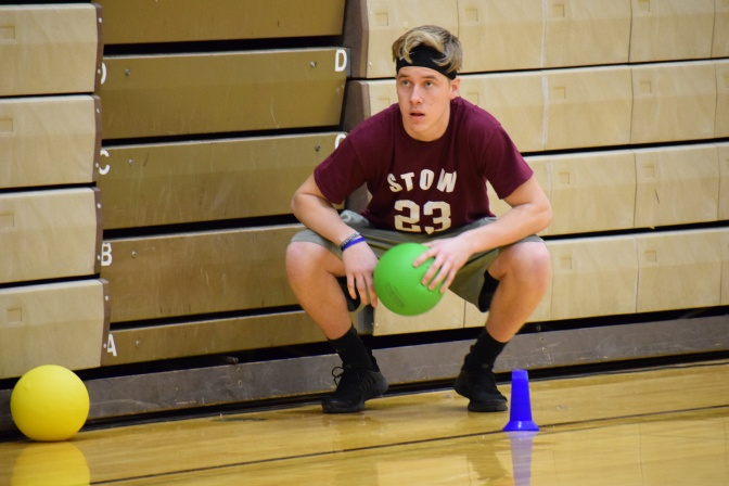 Dodgeball Tournament (pics only)